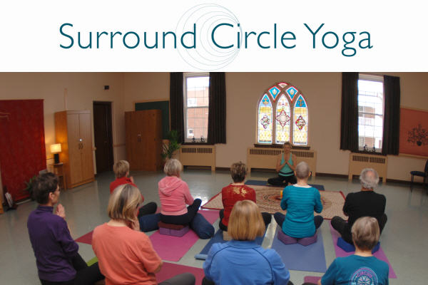 Surround Circle Yoga
